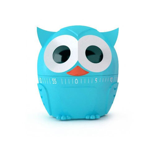 Owlet 60 Minute Kitchen Timer-Blue