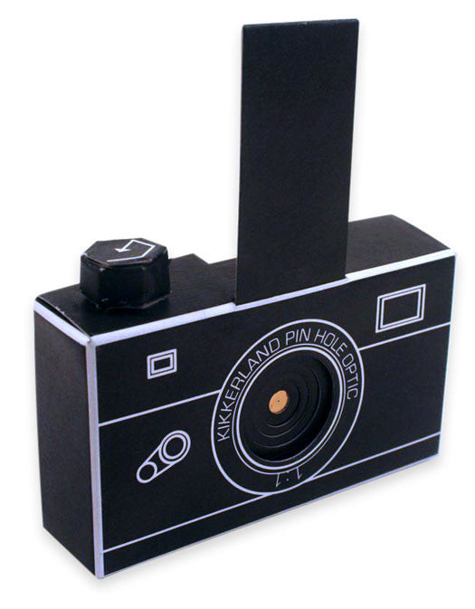 Paper Pinhole Camera / Solarography Kit Camera Stenoscope - Off The Wall Toys and Gifts