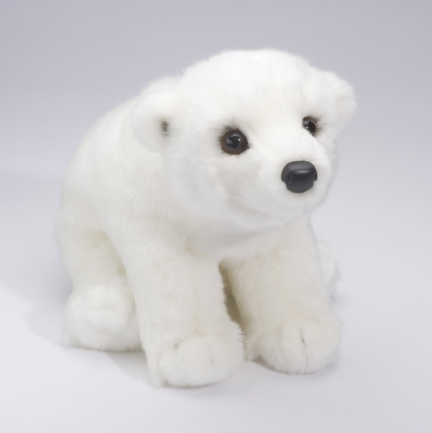 Aput the Polar Bear - Plush Stuffed Animal - Off The Wall Toys and Gifts