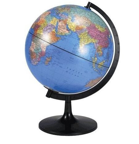 Desk Top Political Globe 5 Inches - Off The Wall Toys and Gifts