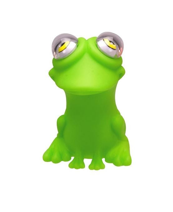Poppin' Peeper Frog Stress Relief Squeeze Toy - Off The Wall Toys and Gifts