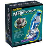 Geo Safari Deluxe Magniscope; 2-in1 Field & Lab Microscope - Off The Wall Toys and Gifts