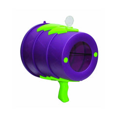 Purple & Green AirZooka Air Gun Blaster Blows 'em Away
