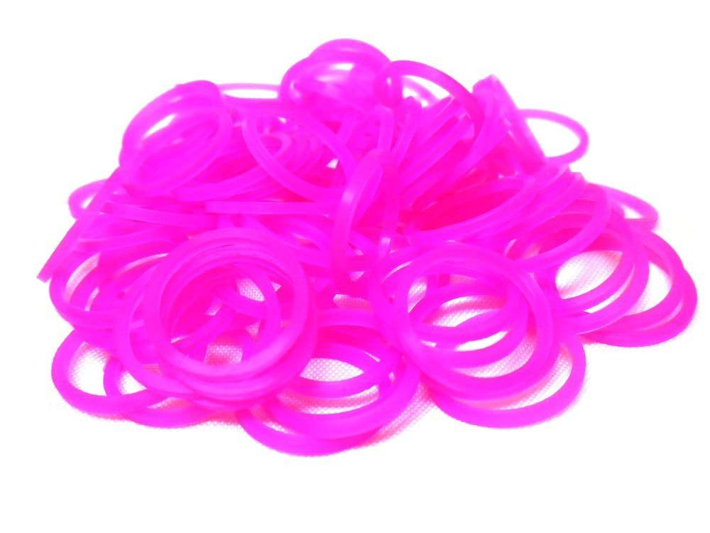 FunLoom Silicone Bands - Purple - Off The Wall Toys and Gifts
