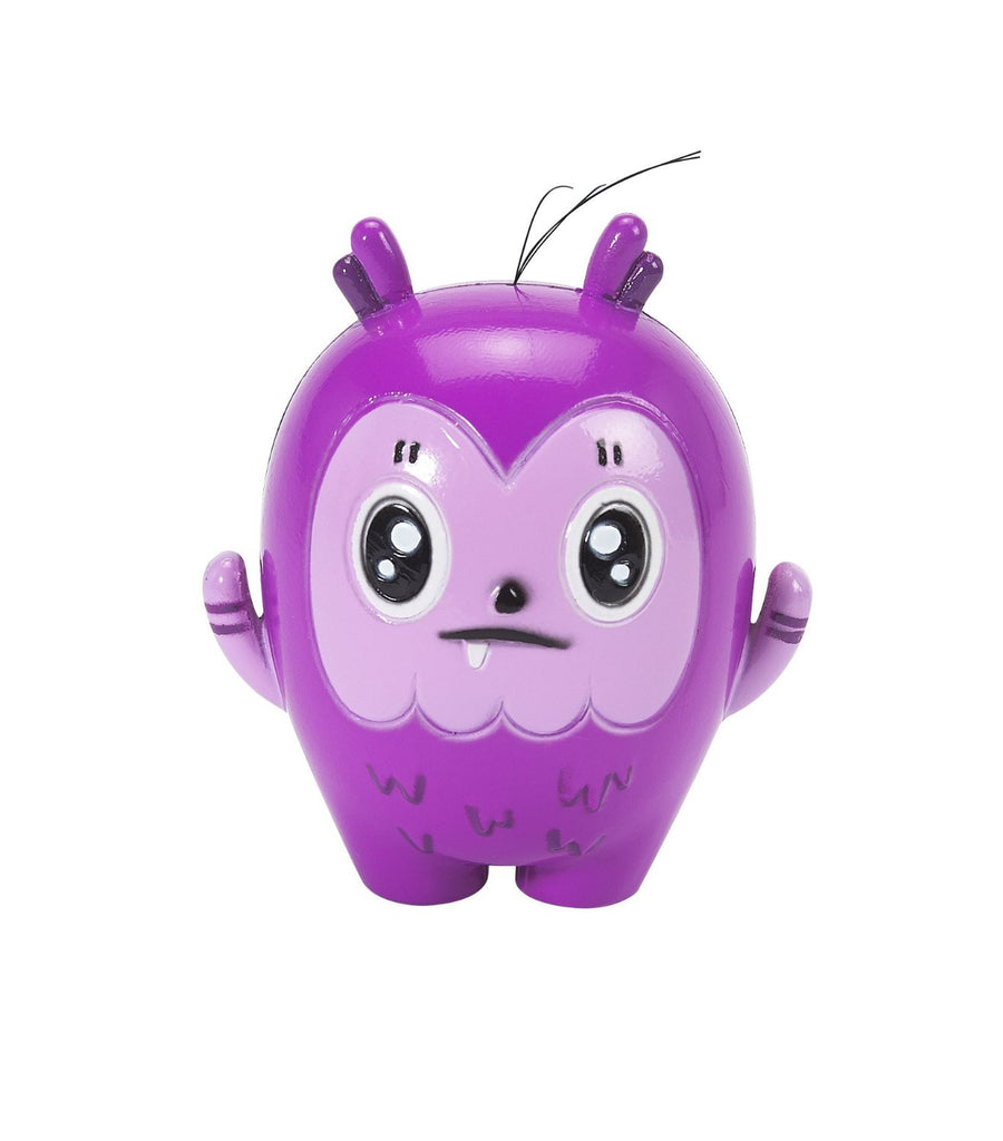 Moji Mi Living Emoticon Figure in Purple by Little Kids