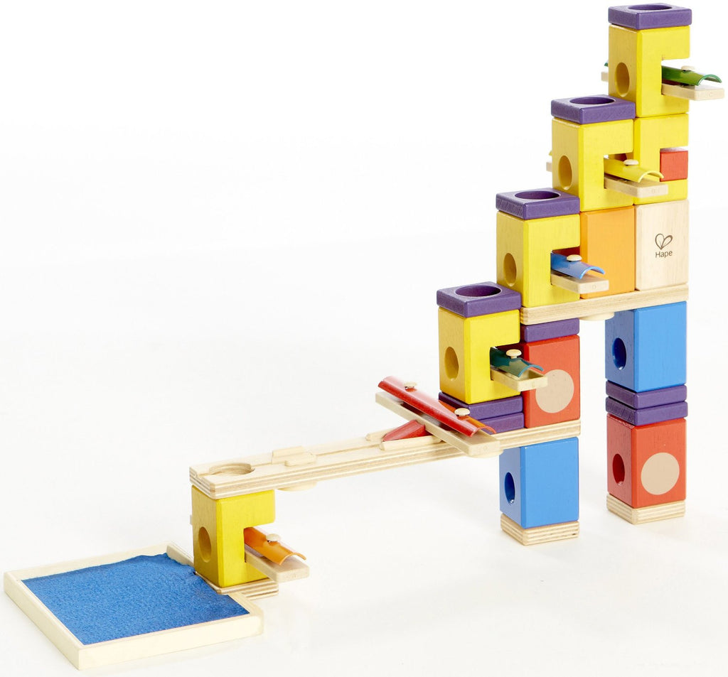 Quadrilla Music Motion Marble Run By Hape