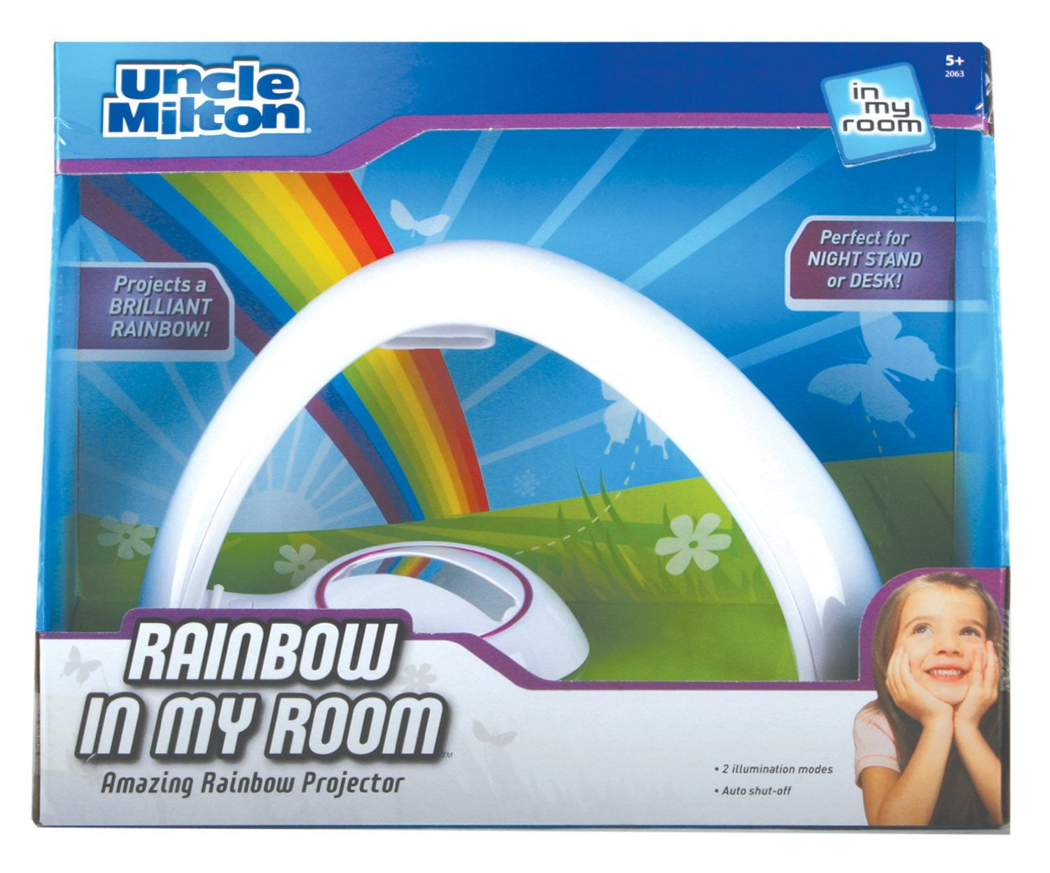 Uncle Milton Rainbow in My Room Amazing Projector - Off The Wall Toys and Gifts