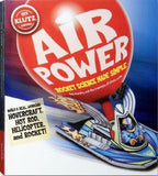 Air Power - Rocket Science Made Simple - Activity Book by Klutz - Off The Wall Toys and Gifts