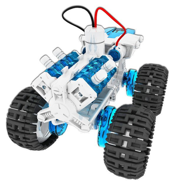 OWI Salt Water Fuel Cell Monster Truck Kit - Green Energy Educational Kit - Off The Wall Toys and Gifts
