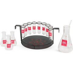 15 Piece Science Chemistry Bar Set