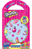 Shopkins Fashion & Beauty Stickers - Fun Pack of 100 Stickers, by Mrs. Grossman - Off The Wall Toys and Gifts