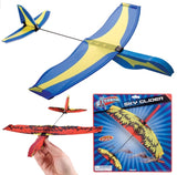 Extreme Sky Glider  Plane Flying Fun for Kids - Off The Wall Toys and Gifts