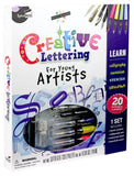 SpiceBox Creative Lettering For Young Artists Kit