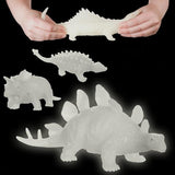 Glow Dino Squishimal Glow in the Dark Dinosaur - Species Vary
