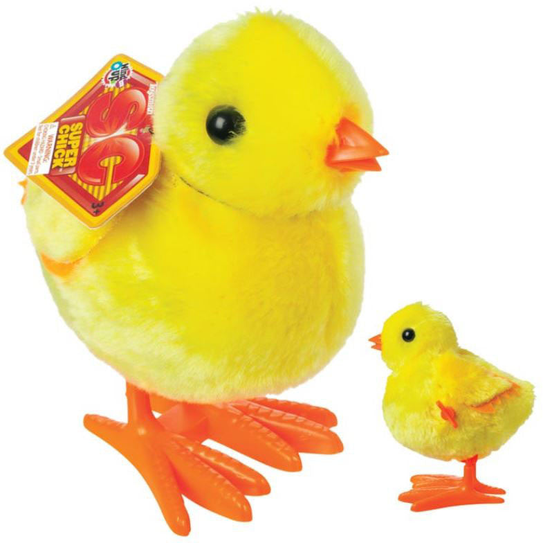 Super Chick Wind Up Toy By Toysmith
