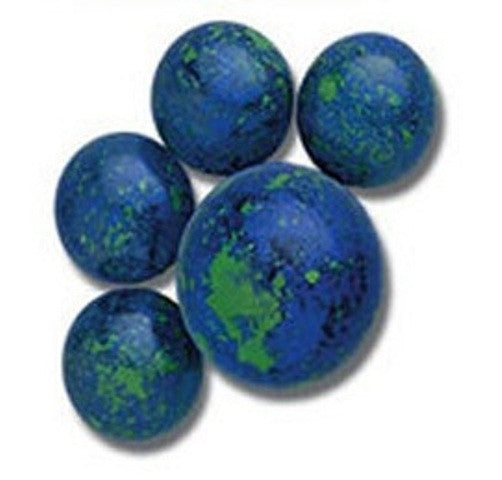 Earth Game Net Set 25 Piece Glass Mega Marbles