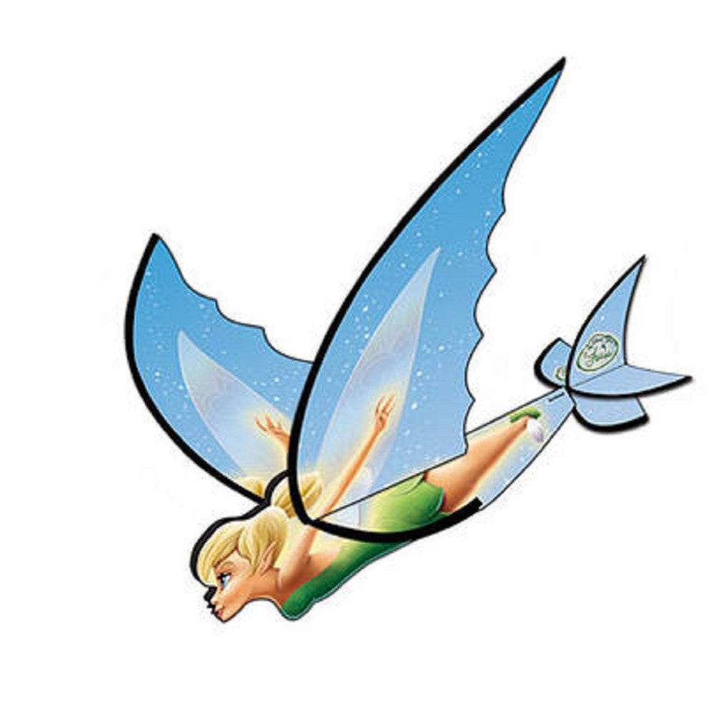 FlexWing 3D Tinker Bell Glider - 16 Inch Wide Nylon by X Kites - Off The Wall Toys and Gifts