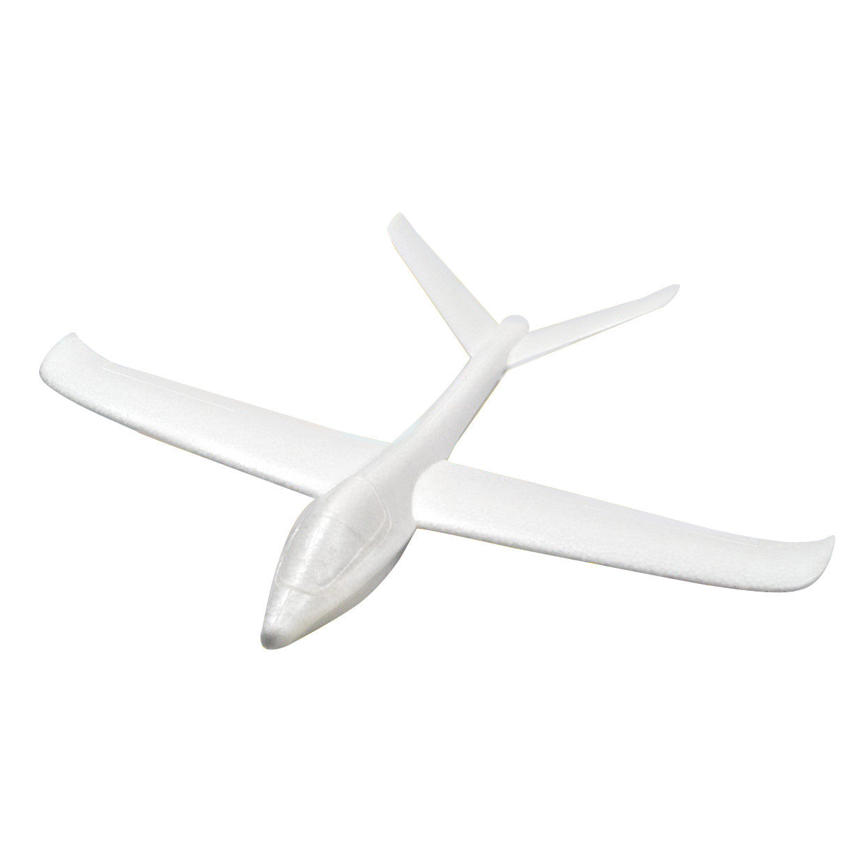 Paint-N-Fly Plane Glider and Paint Kit Tornado Model - Off The Wall Toys and Gifts