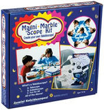 Magni Marble Kaleidoscope Viewer Building Kit Physics Project - Off The Wall Toys and Gifts