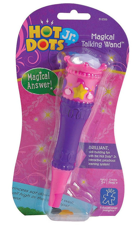 Hot Dots Jr Pen - The Magical Talking, Teaching Wand