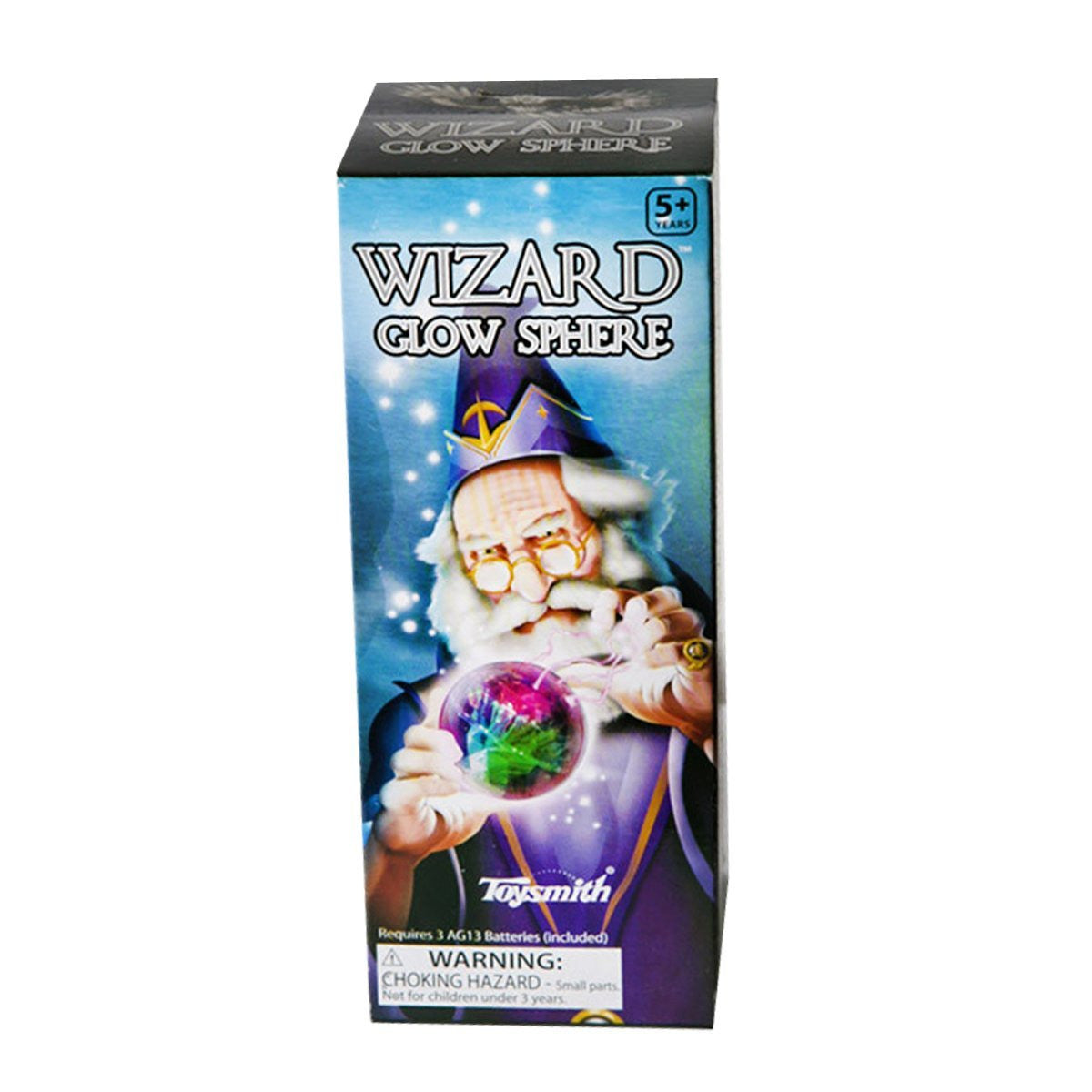 Mystical Wizard Glow Sphere Lighting Effects - Off The Wall Toys and Gifts