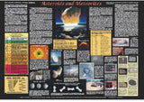 "Asteroids and Meteorites - Laminated Science Poster 38x26"" - Off The Wall Toys and Gifts"