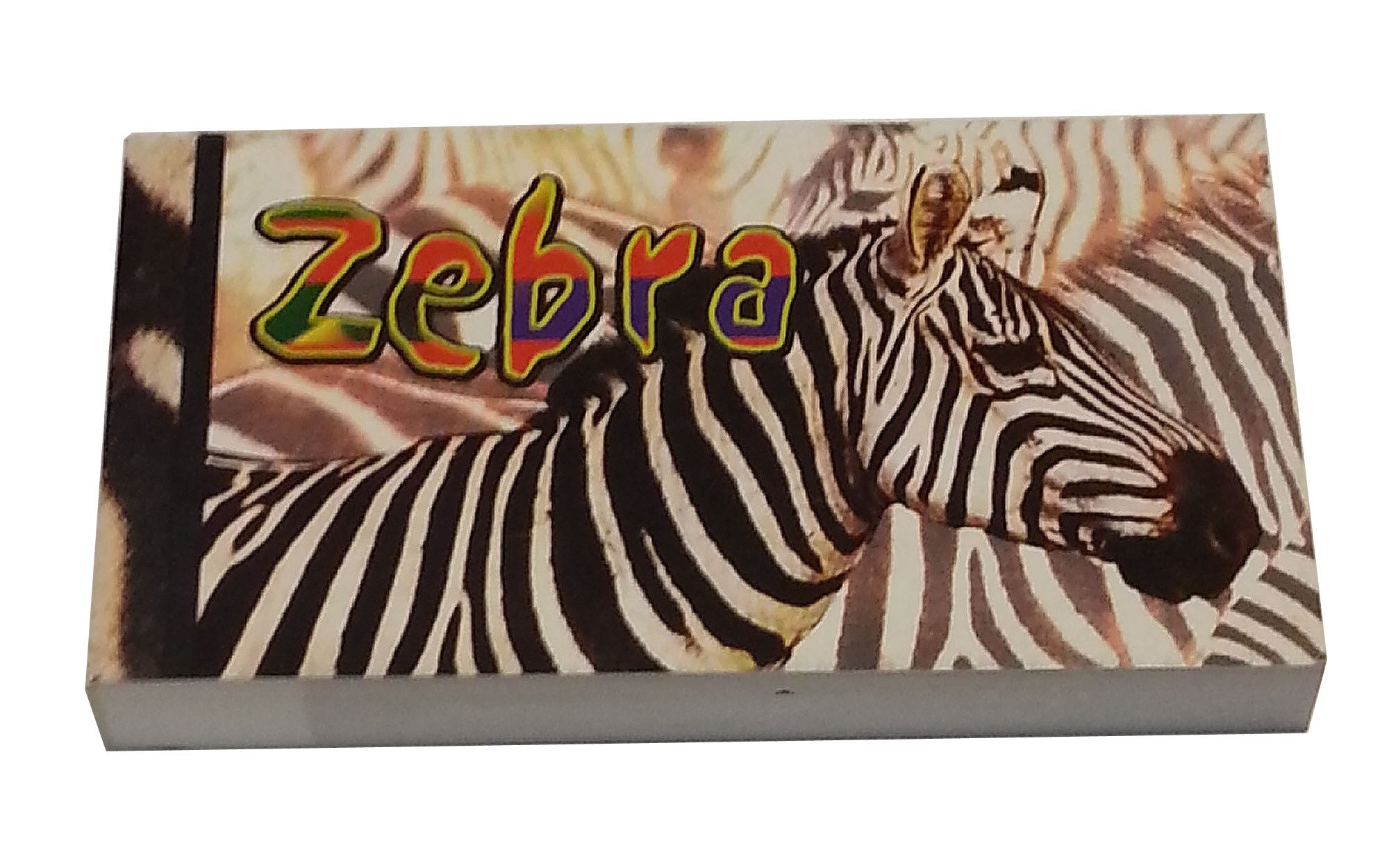 Zebra Flipbook - Off The Wall Toys and Gifts
