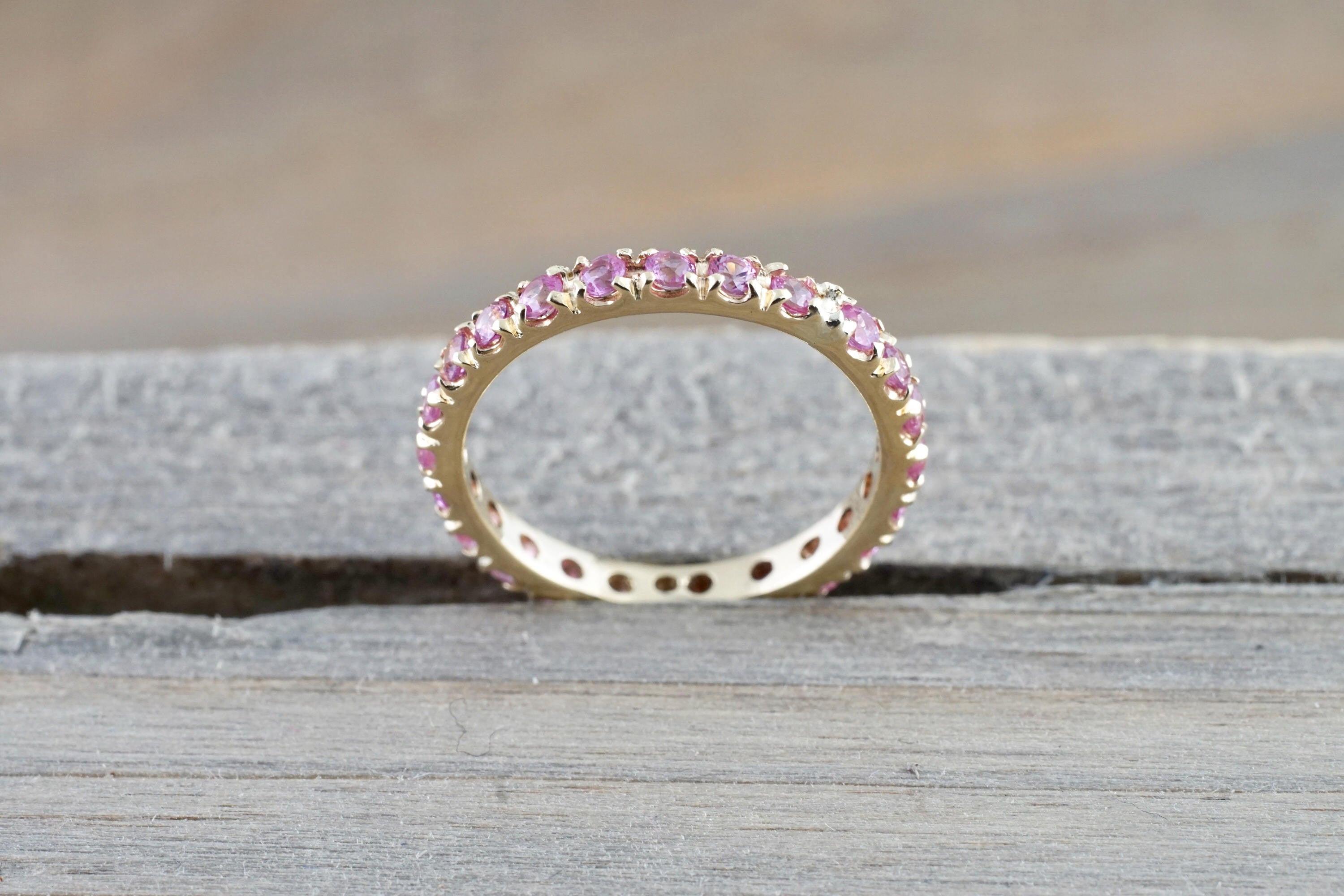 product barbara bp band pink eternity sapphire diamond parker bands s vault