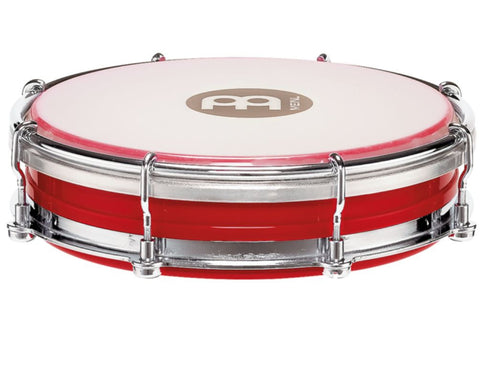 "PANDERO MEINL 6"" TBR06ABS RED"
