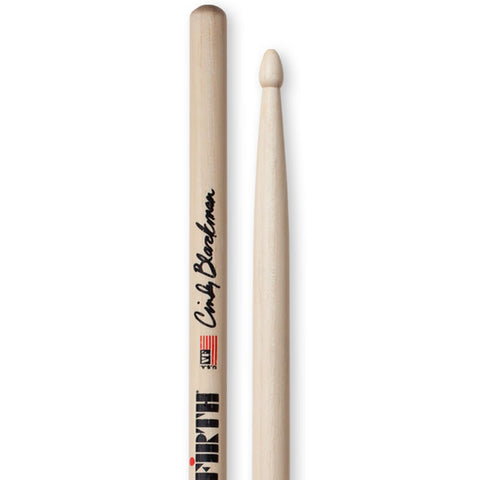 BAQUETAS VIC FIRTH 5A SIGNATURE CINDY BLACKMAN SCB