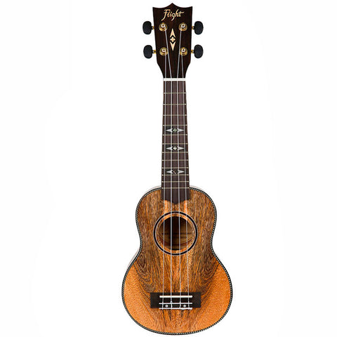 UKULELE SOPRANO MAN/MAN FLIGHT DUS450