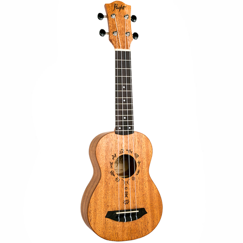 UKULELE SOPRANO FLIGHT DUS371
