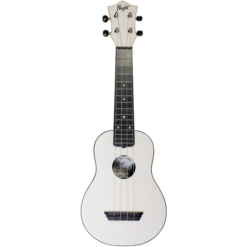 UKULELE SOPRANO BLANCO FLIGHT TUS35