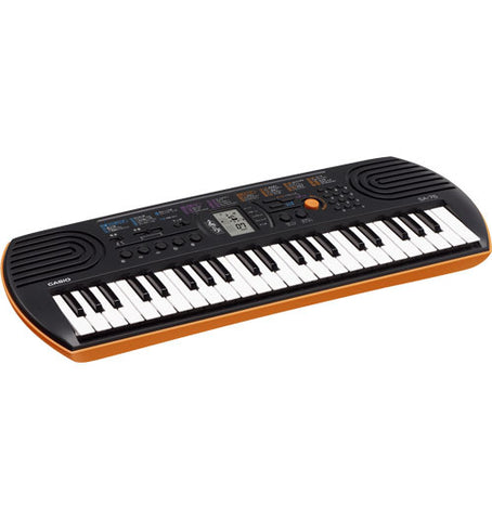 TECLADO CASIO PORTATIL SA-76