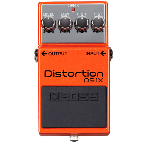 PEDAL EFECTO BOSS DISTORTION DS-1X