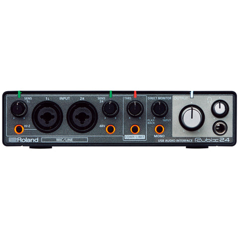 INTERFAZ DE AUDIO USB ROLAND RUBIX24