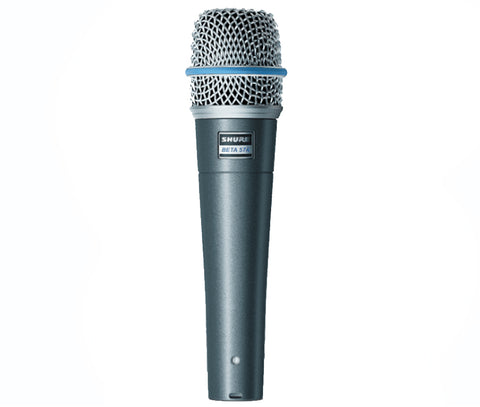 MICRÓFONO VOCAL SHURE BETA 57A