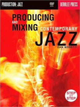 PRODUCING & MIXING JAZZ /CD
