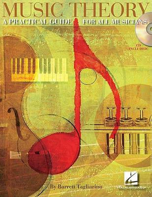 MUSIC THEORY -TAGLIARINO /CD
