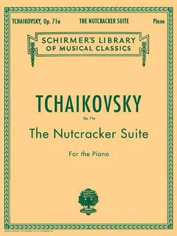 TCHAIKOVSKY THE NUTCRACKER SUITE OP.71a