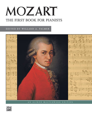 MOZART THE FIRST BOOK FOR PIANIST