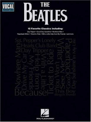 THE BEATLES VOCAL TRASCRIPTIONS