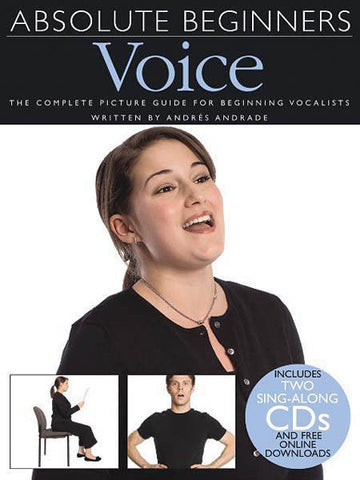 ABSOLUTE BEGINNERS VOICE /CD