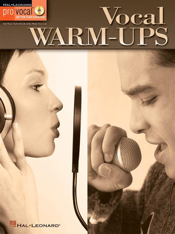 VOCAL WARM-UPS /CD