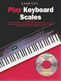 STEP ONE PLAY KEYBOARD SCALES /CD