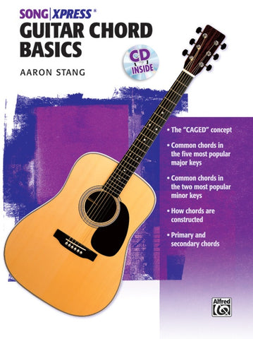 UBS GUITAR CHORD BASICS /CD