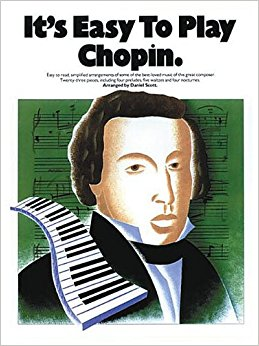 CHOPIN IT´S EASY TO PLAY