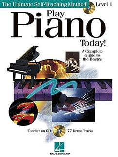 PLAY PIANO TODAY LEVEL 1 /CD
