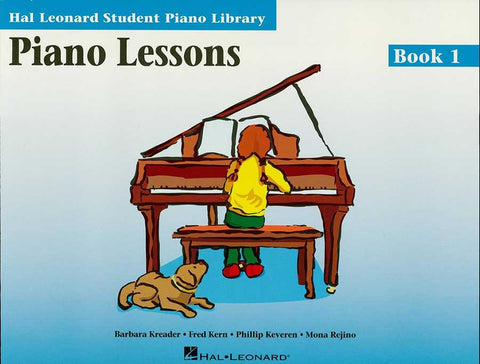 PIANO LESSONS VOL. 1 /CD