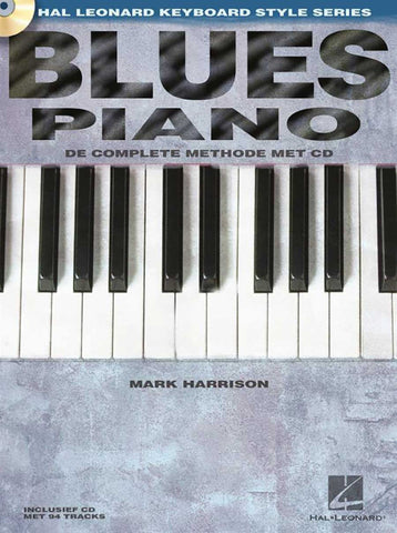 BLUES PIANO THE COMPLETE GUIDE